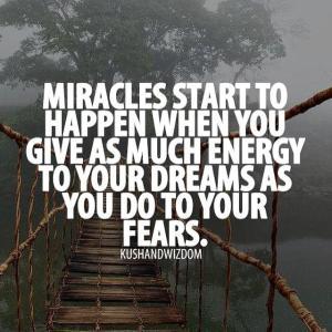 MiraclesHappenWhen